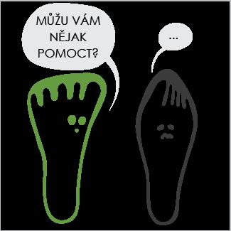 Barefoot komiks