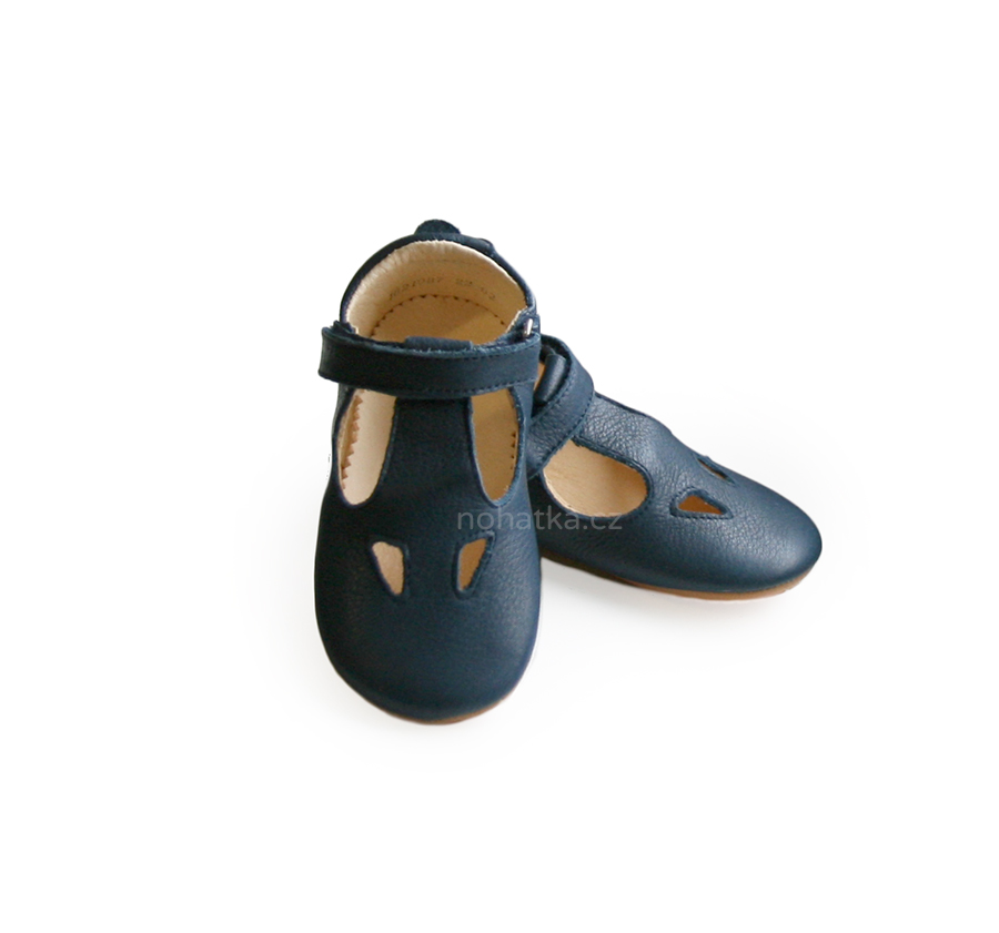 b03befab1761 Froddo Prewalkers Sandálky Dark Blue