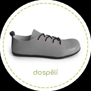 Barefoot boty pro dospělé